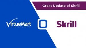 VirtueMart 3.8.4 Release - Skrill Merchant On Boarding