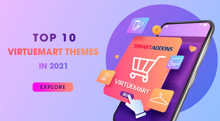 Top 10 VirtueMart Templates in 2021