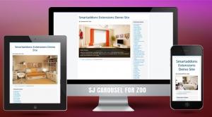 SJ Carousel for Zoo - Joomla! Module