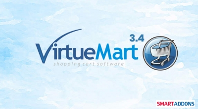 Virtuemart 3.4 Has Been Released - Ready for Joomla 3.9