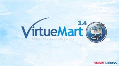 Virtuemart 3.4 Has Been Released - Ready for Joomla 3.9