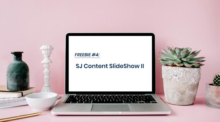 [Freebie #4] Sj Content Slideshow II  - Professional  Slideshow Joomla module