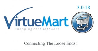VirtueMart 3.0.18 - Take It Easy With More Features Added