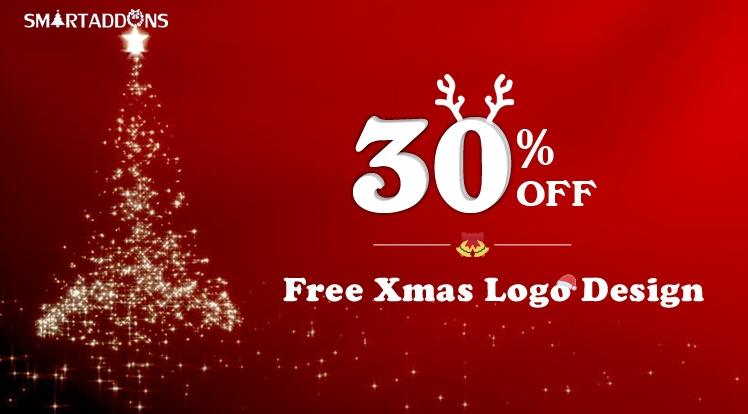 Merry Christmas 2019: Save 30% OFF Storewide & Free Xmas Logo Design