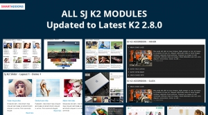 [Announcement] All Sj Modules for K2 Compatible with Latest K2 2.8.0 Now