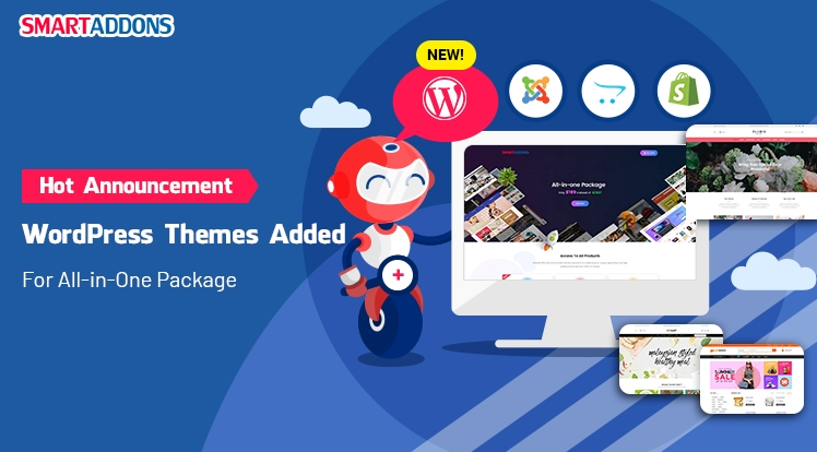 [Announcement] WordPress Themes Added for All-in-One Package Club