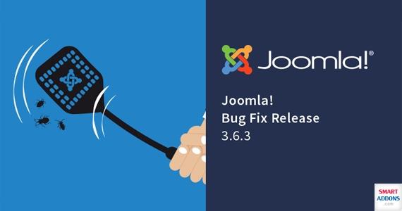 Joomla 3.6.3 Release: Bug Fixes & Lots of Improvements