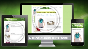 SJ Responsive Listing for VirtueMart - Joomla! Module
