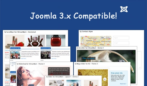 5th Week Updates - Joomla 3.x Compatible