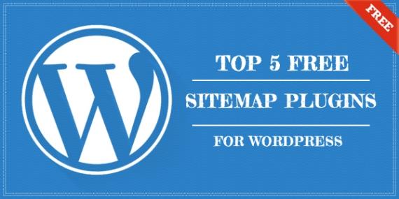 Top 5 Best Free Sitemap Plugins for WordPress site