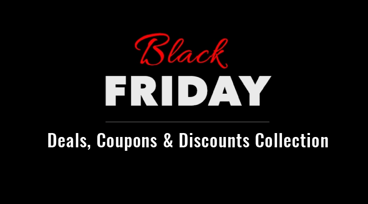 Best Deals, Coupons and Discounts on Black Friday 2019