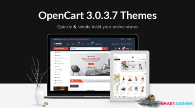 2021's Best OpenCart 3.0.3.7 Themes | OpenCart Templates for Latest OpenCart 3.0.37