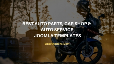 8+ Awesome Joomla Templates for Auto Parts, Car Shop or Auto Service Websites