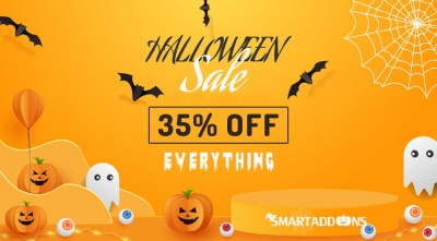 Halloween 2021 Sale! 35% OFF Coupon Code All Products & Subscriptions