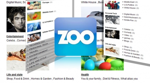 SJ Zoo Categories - Joomla! Module