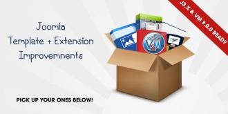 4th Week Updates - VirtueMart 3.0.0 & Joomla 3.x Ready
