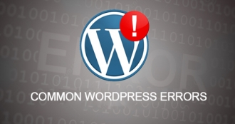 Most Popular WordPress Errors and How to Fix
