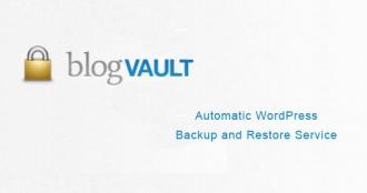 BlogVault - A Complete WordPress Backup Service