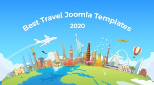 Top 7 Travel Joomla Templates for Travel Websites in 2020