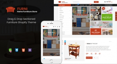 Ss Furni - Responsive Sections Furniture Shopify Theme
