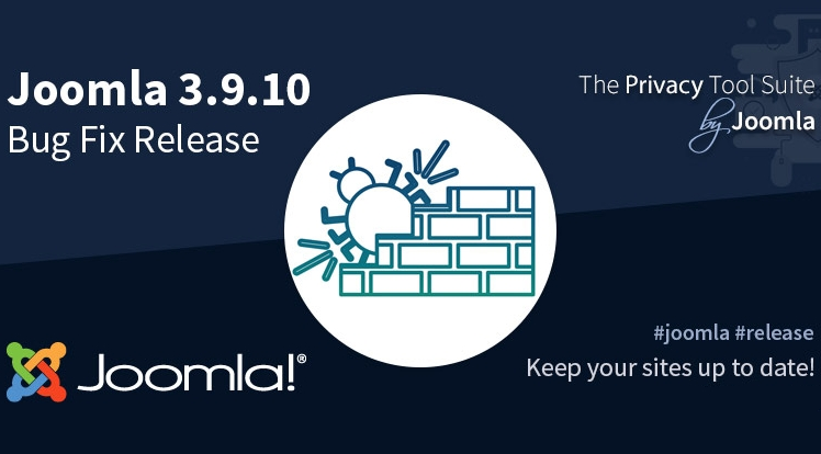 Joomla! 3.9.10 Bug Fix Release - Multilingual Sites Issue