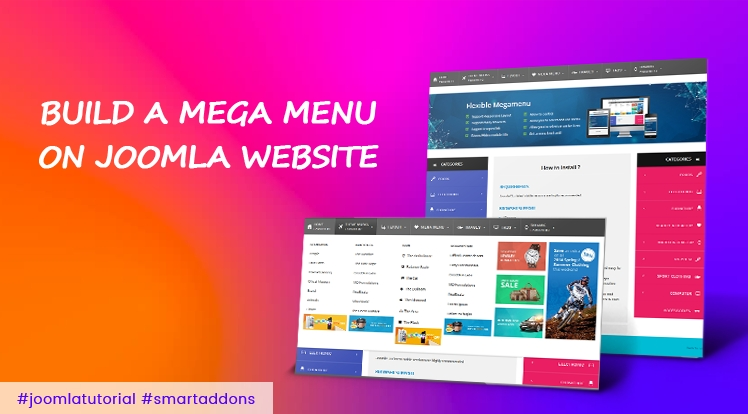 How to Build a Mega Menu on Joomla Step by Step