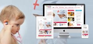 SJ Health - Responsive Joomla Healthcare Template