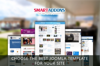 Some Tips to Choose The Right Joomla Template for Your Site at SmartAddons