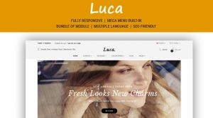 So Luca - Fashion Responsive OpenCart 3 Theme