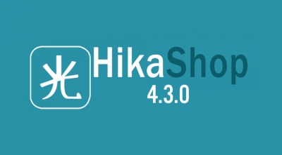 HikaShop 4.3.0 - New Feature & Improvements Release