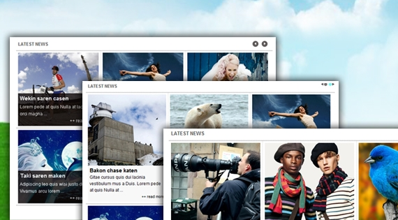 SJ Extra Slider for Zoo - Joomla! Module
