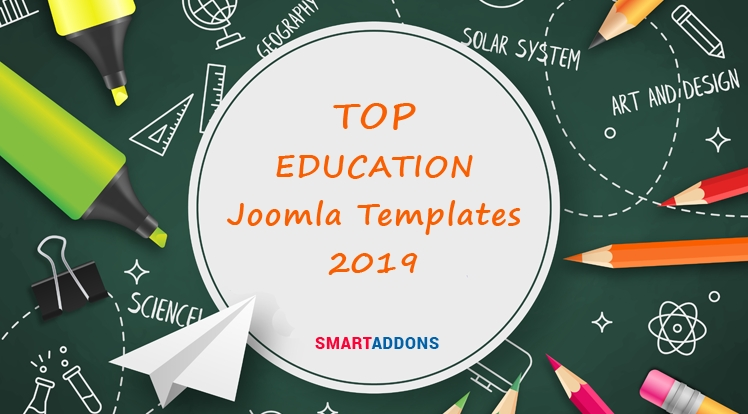 7 Best Education & University Joomla Templates in 2019