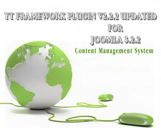 Update of YT Framework Plugin for Joomla 3.2.2