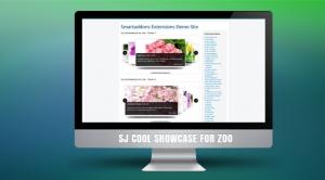 SJ Cool Showcase for Zoo - Joomla! Module