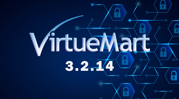 VirtueMart 3.2.14 Release: Security Fixed and Invoice Handling Enhancement
