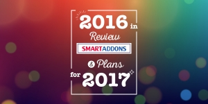 SmartAddons's 2016 in Review and Plans for 2017