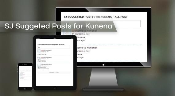 SJ Suggested Posts for Kunena - Joomla! Module