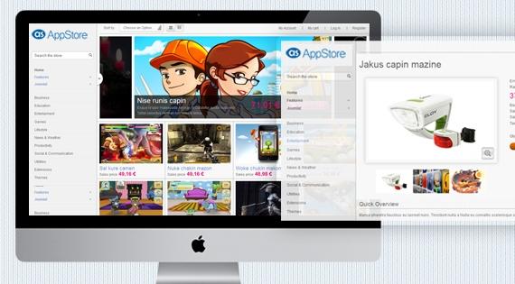 SJ AppStore - Responsive Joomla! Template
