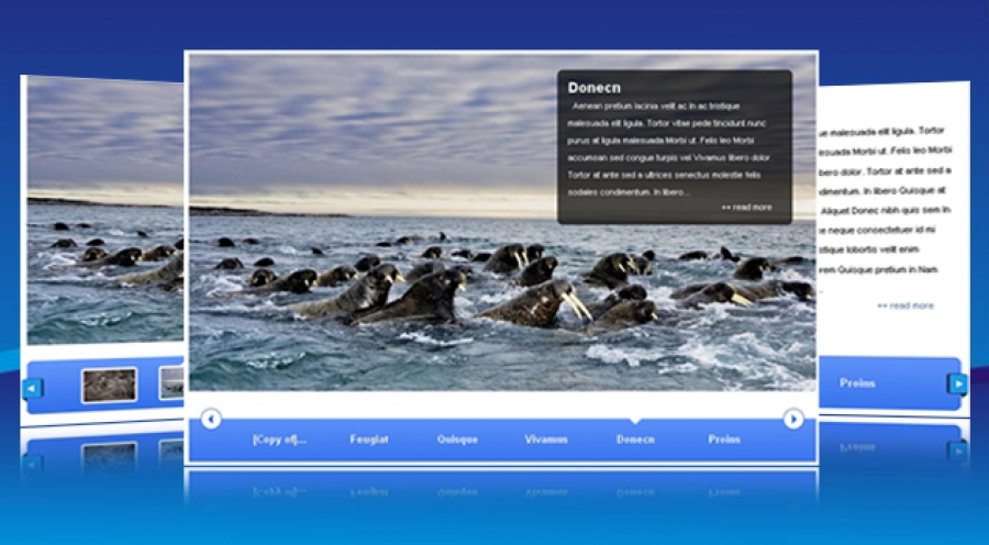 SJ SlideShow III for K2 - Joomla! Module