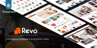 SW Revo - Stunning & Highly Customizable WooCommerce WordPress Theme