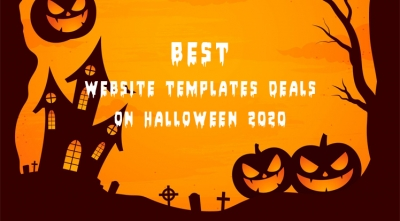 Enjoy Halloween 2020 with Awesome Deals from SmartAddons & Partners