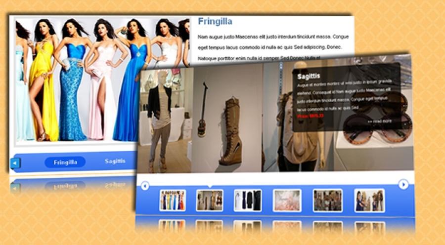 SJ VM SlideShow III - Joomla! Module