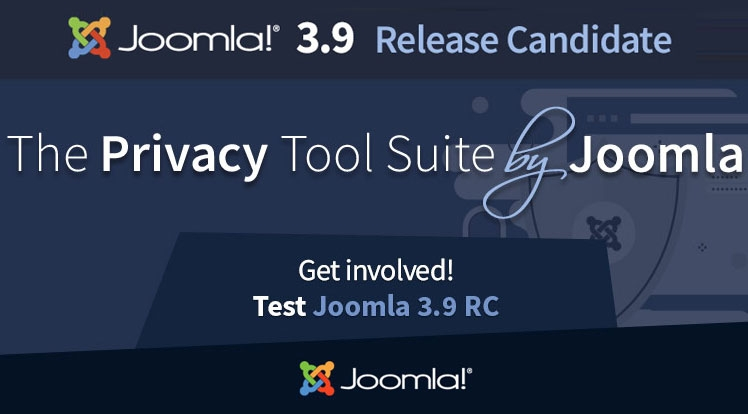Joomla 3.9 Candidate is Available!