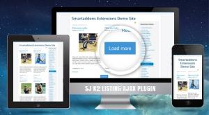 SJ Listing Ajax for K2 - Joomla Plugin