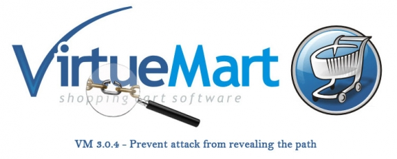VirtueMart 3.0.4 - Vulnerability in the Core Resolve