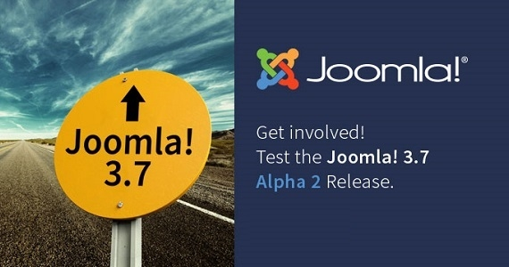 Hot: Joomla! 3.7.0 Alpha 2 Released