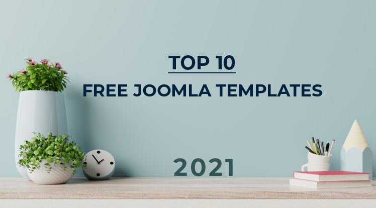Top 10 Best Free Joomla Templates In 2021