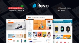 SJ Revo - Responsive eCommerce Joomla Template