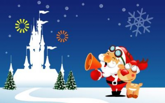 Christmas freebies: 30 high quality Xmas vector graphics will inspire you