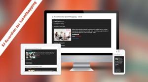 SJ Accordion for JoomShopping - Joomla! Module